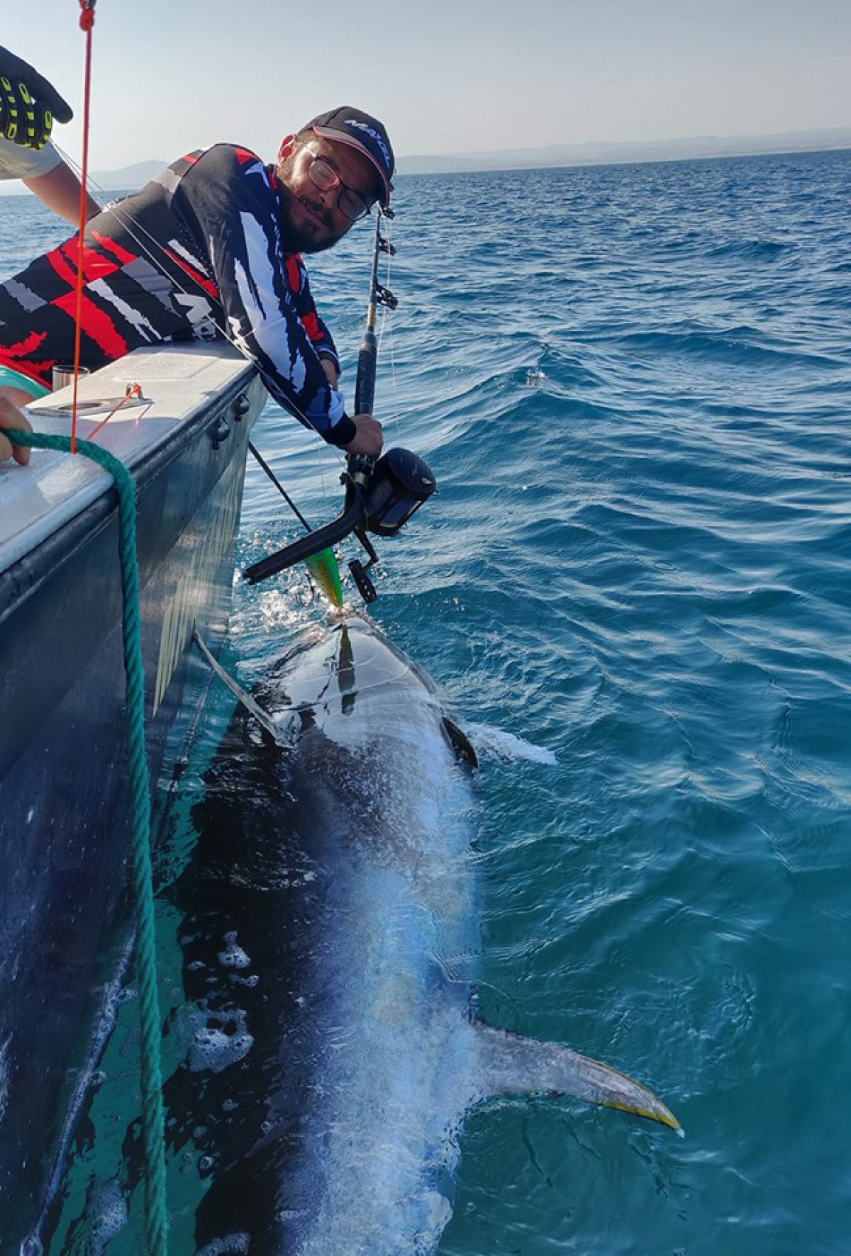 giant bluefin tuna fishing portugal