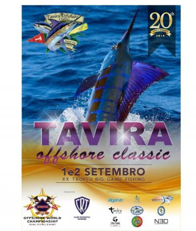 Tavira offshore classic marlin cup Portugal