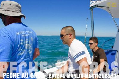 Big Game Fishing Martigues south of France